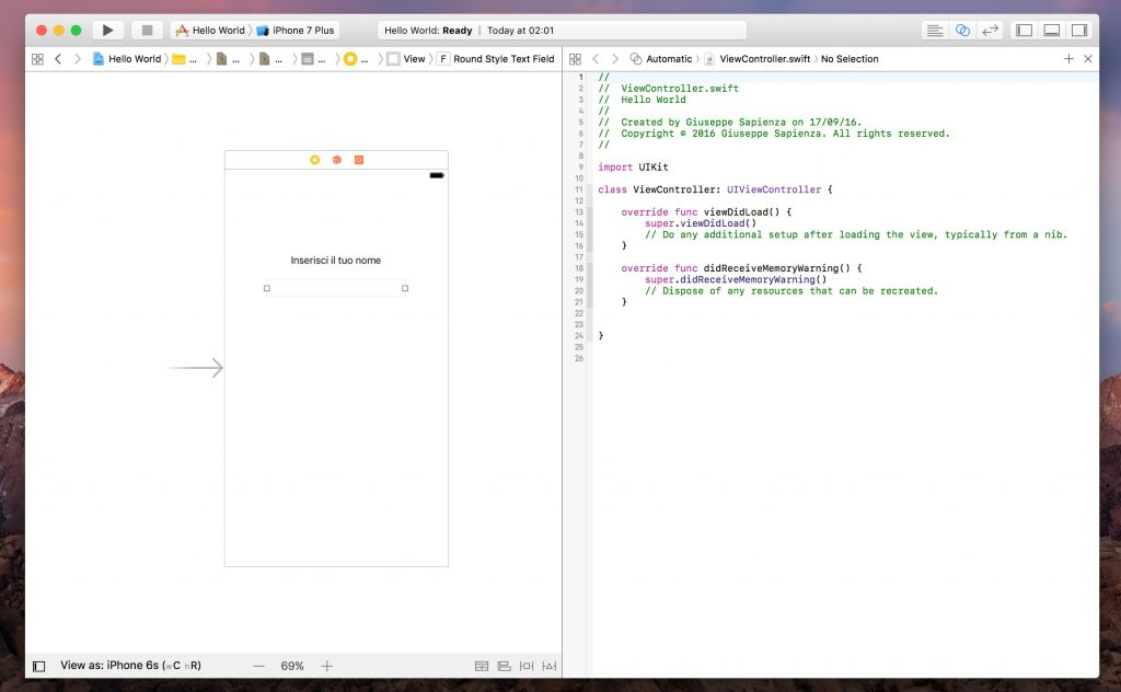 assistant-editor-xcode