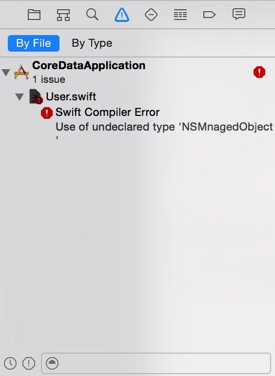 Issue Navigator xcode 6