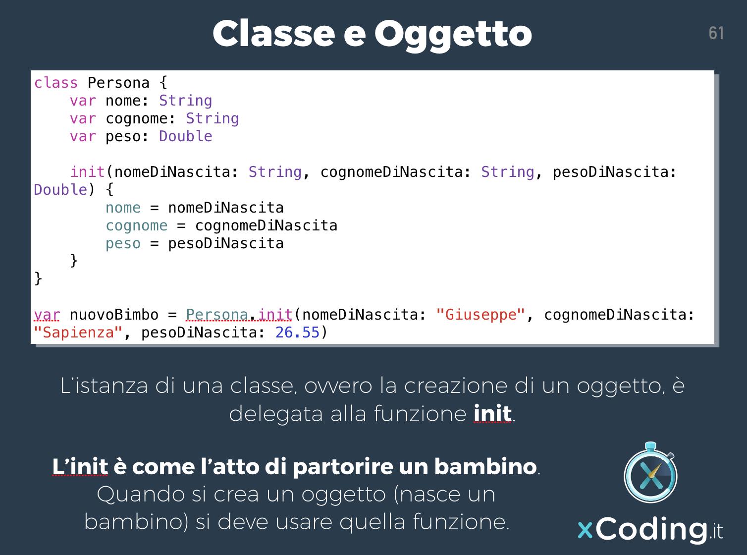 init-e-costruzione-oggetto-linguaggio-swift