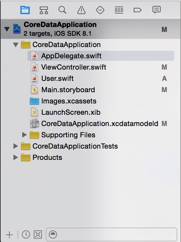 navigator xcode 6