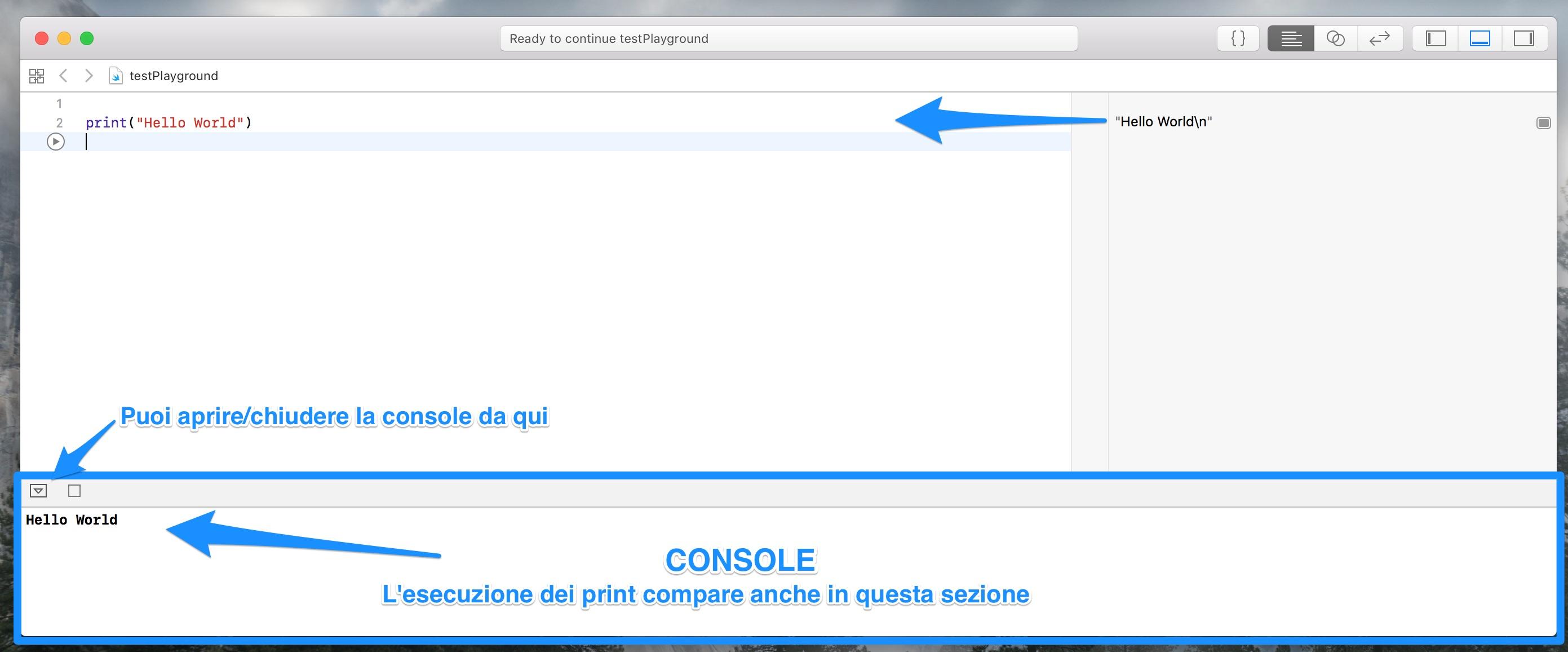 print-xcode-10-linguaggio-swift