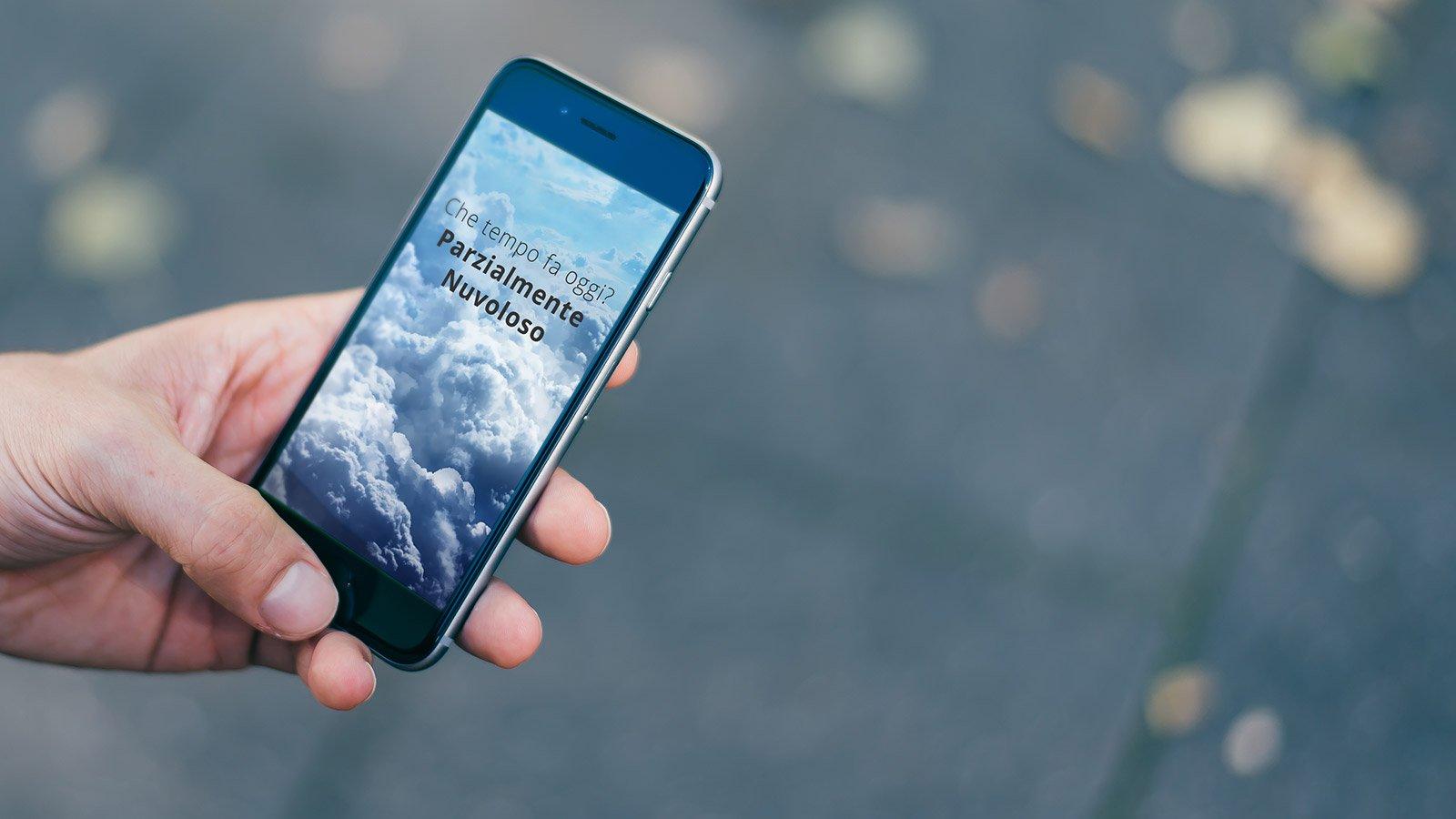 Parsing JSON con il linguaggio Swift   Crea un'app Meteo per iOS
