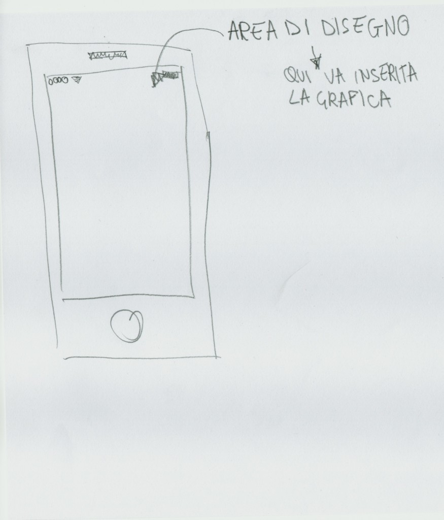 Storyboard Applicazione 1