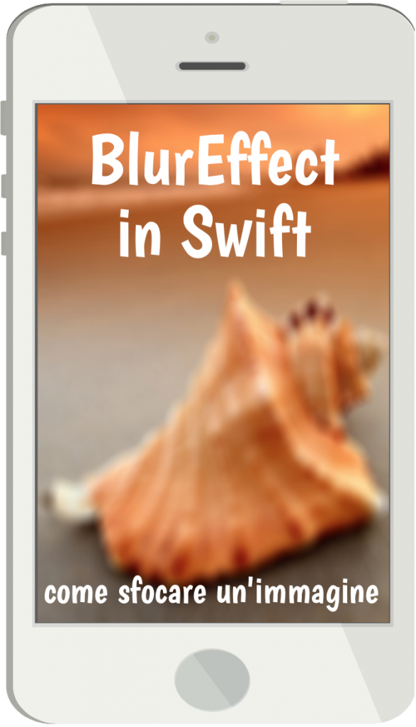 BlurEffect e VisualEffect con Swift