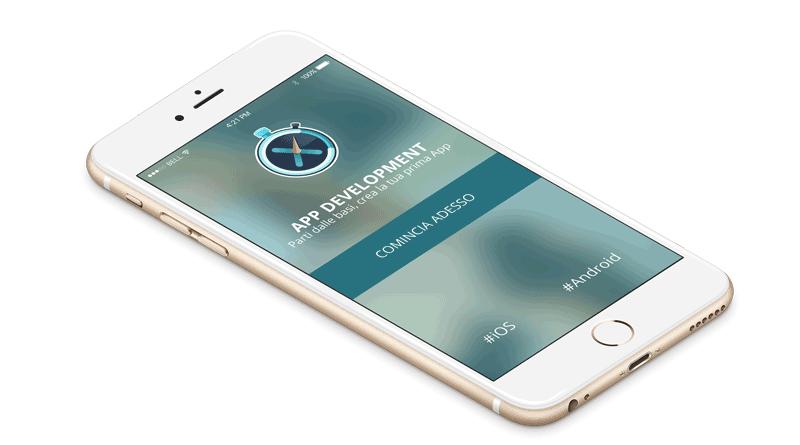 corsi sviluppo applicazioni iOS Android