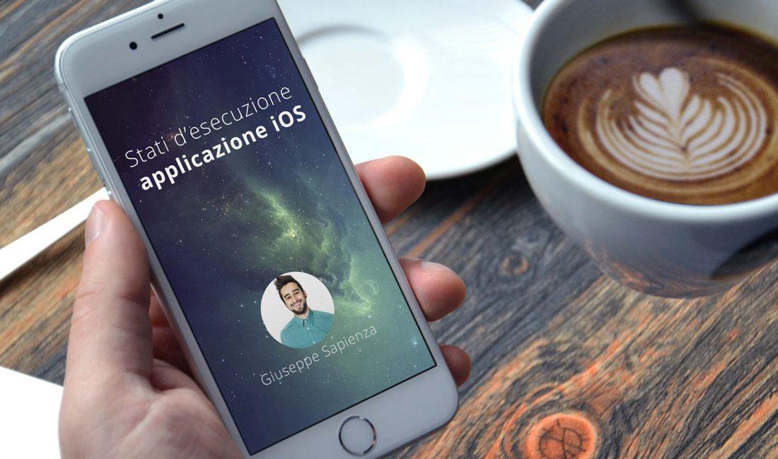 come funziona una applicazione iOS con linguaggio swift