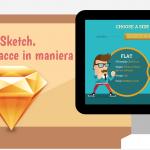 Creare interfacce applicazioni con Sketch. Il sogno di ogni non grafico!