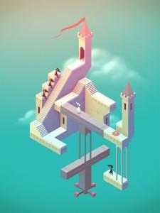 Monument valley: uno dei videogiochi in visuale ortografica più popolari degli ultimi tempi. Ah, è stat realizzato in Unity!