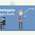 Il pattern Delegate con il linguaggio swift