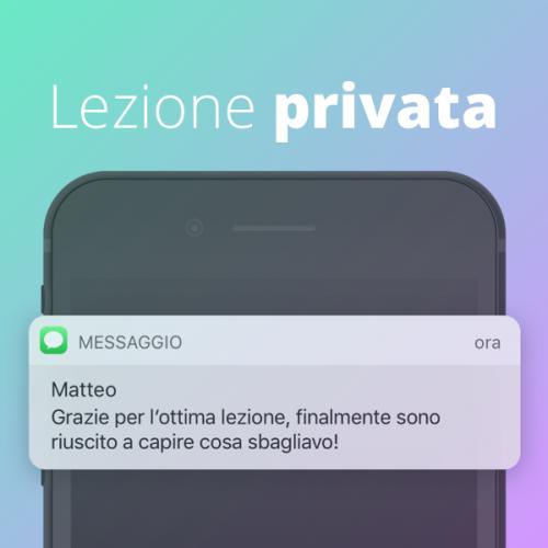 lezione-privata