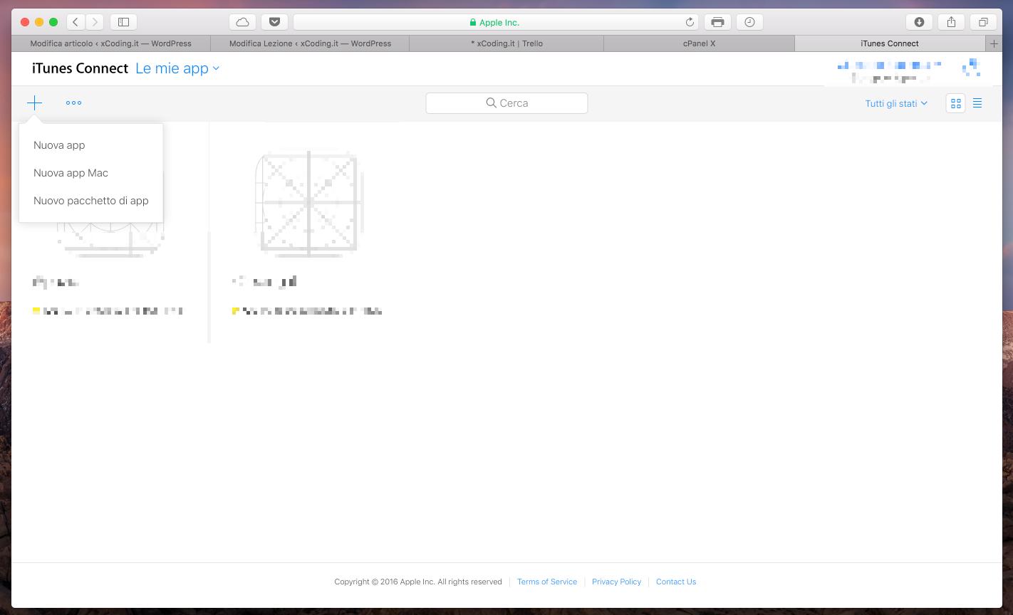 come-pubblicare-unapplicazione-su-app-store