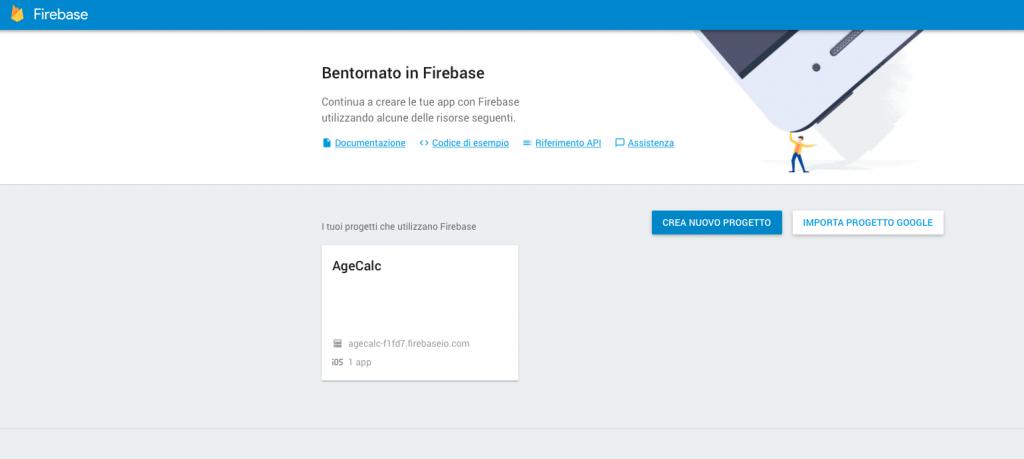 AdMob: Firebase Console