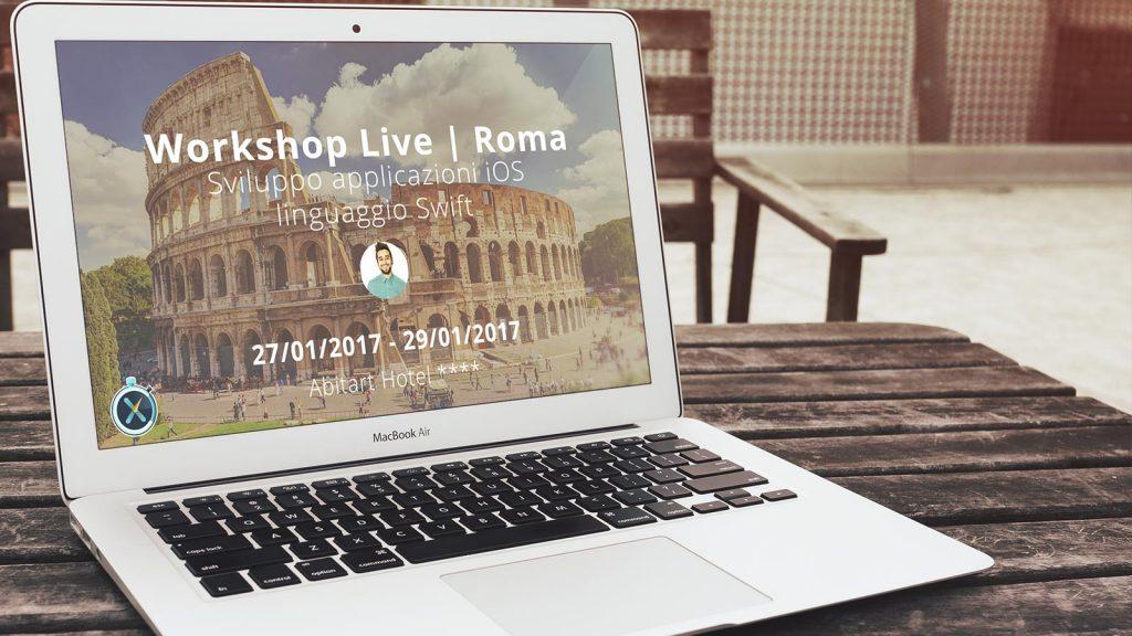 workshop-live-sviluppo-app-ios-roma
