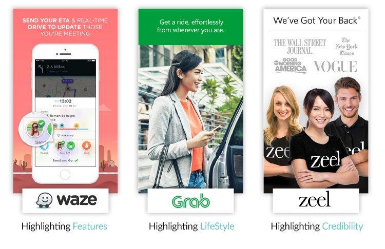 Screenshot App Store Optimization