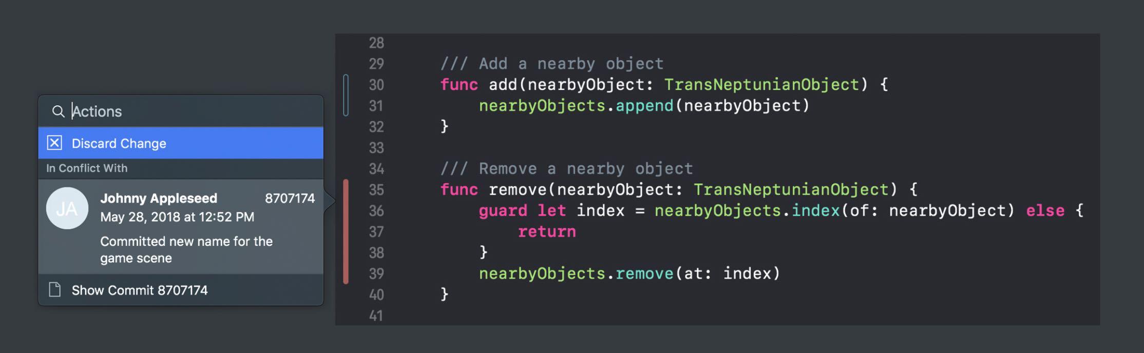 editor-xcode-10-discard
