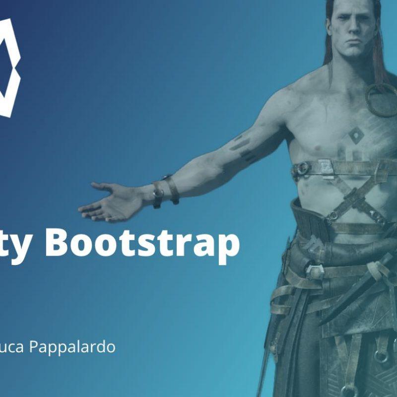 corso unity boostrap corso creare videogiochi con unity 3d